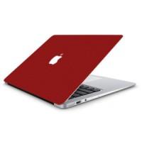 MacBook красный